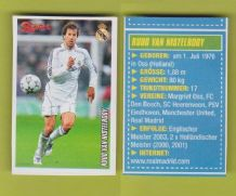 Real Madrid Ruud Van Nistelrooy Holland (S06-07)